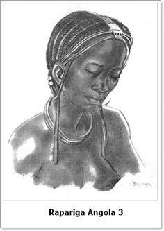 Rapariga - Angola
