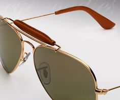 Ray Ban Craft Genuine Leather Collection