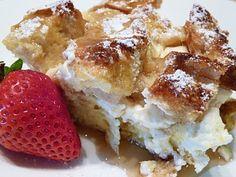 Brazos Baked French Toast