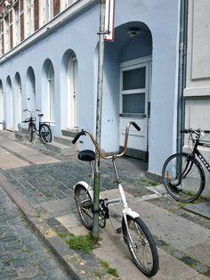 Vesterbro, Copenhagen - Denmark. #bike #bicycle