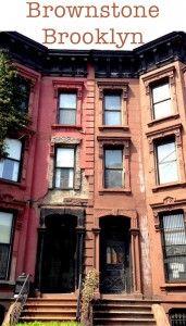 Brownstone houses in Brooklyn || Read my blogpost here: http://www.blocal-travel.com/world/new-york/brownstone-brooklyn-html/