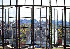 Loft in New York.