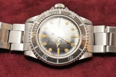 Ref-5512 gilt minute track 4line(1960y)