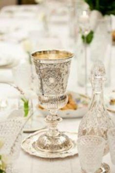 Passover Seder ~ Elijah's Cup