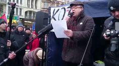 Manifestacja KOD Bydgoszcz  2016-01-09