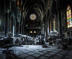 Johnny Joo: Abandoned Places