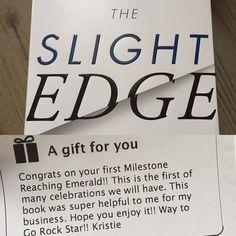 #giftfrommycoach #encouragement #thankful #happy #emerald #beachbody #shakeology #bestteamever by @mistydelira via http://ift.tt/1RAKbXL