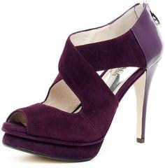 8f0c8f1bdf89 Elena Cross Strap - Lyst Michael Kors Sandals
