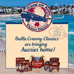 Bulla Creamy Classics are here to bring you back together this summer. All you have to do, is tell your beloved Aussie abroad to upload a 30 second story about why they want to come home.