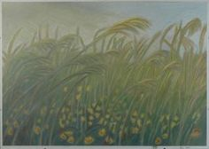Pastel paintings gallery, landscapes, still life Painting Gallery, Pastel Drawing, Still Life, Artworks, Pastel Paintings, Grasses, Landscape, Drawings, Plants