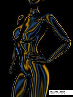 Lights #cinema4d #render #vray #model