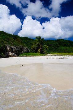 Red Beach, Vieques, Puerto Rico.