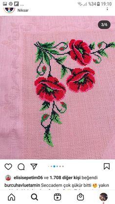 Cross Stitch Designs, Crochet, Stitch Patterns, Cross Stitch Patterns, Cross Stitch Embroidery, Craft, Towel, Kitchen, Border Tiles