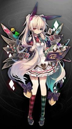 【グリムノーツ】星7カオス・アリスの評価とステータス - Gamerch