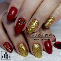 Фотографии Яны Архиповой Chrom Nails, Nail Art, Google, Beauty, Decor, Dekoration, Decoration, Cosmetology, Nail Art Designs