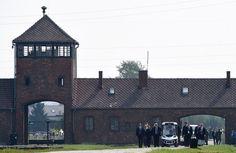 ŚDM 2016: Auschwitz-Birkenau - papież Franciszek w b. obozie zagłady - 29.07.2016