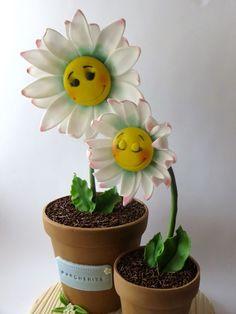 Flower pot tutorial