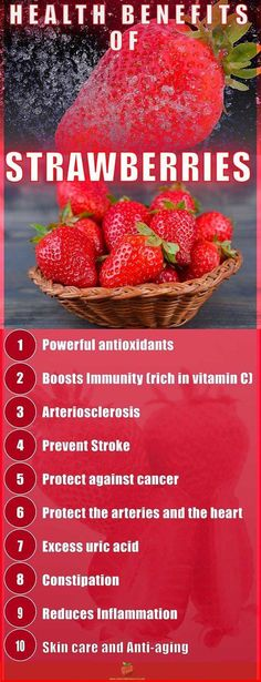 Arteries Remedies 10 Amazing Health Benefits of Strawberry Holistic Nutrition, Health And Nutrition, Health And Wellness, Healthy Fruits, Healthy Life, Healthy Eating, Healthy Foods, Strawberry Health Benefits, Strawberry Nutrition
