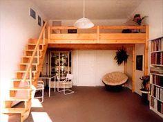 hochbett mit stauraumtreppe inside pinterest treppe hochbetten und loft. Black Bedroom Furniture Sets. Home Design Ideas