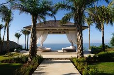 Semara Luxury Villa Resort... if it's good enough for Jennifer Hawkin's wedding, it's good enough for us ;)