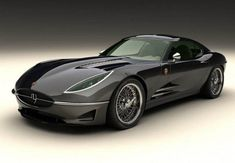 From Lyonheart the new Jaguar E-Type