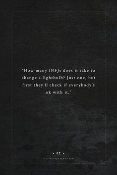 INFJ problems