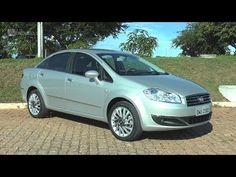 Fiat Linea 2015 - YouTube
