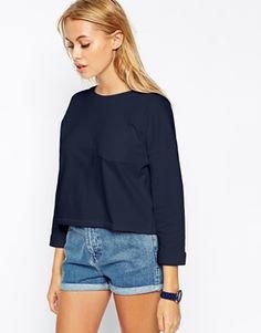 ASOS The Ultimate Sweatshirt With Pocket