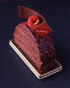 ラ・ブティック・ドゥ・ジョエル・ロブション Small Desserts, Mini Desserts, Sweet Desserts, No Bake Desserts, Dessert Recipes, Ice Cream Drinks, Beautiful Desserts, Dessert Bread, Dessert Drinks