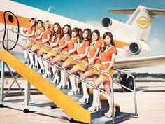 Girls generation 2nd Japan album Girls and peace