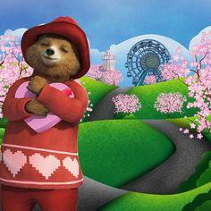 Children's Films, Paddington Bear, Brown Bear