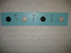 DIY door knob hooks