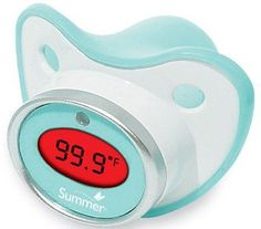 Pacifier Thermometer | Baby | Gear