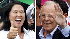 en directo: Kuczynski se impone ante Fujimori