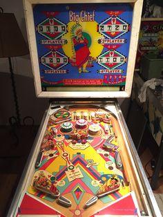 Image result for big strike pinball machine