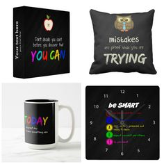 NEW theme #classroom #teacher will be available in different products #binder #mugs #totebag #tshirt#pillow #wallclock  Check detail at my #zazzle store: www.zazzle.com/celebrationideas