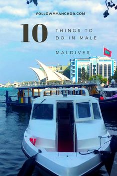 Things to do in Male in one day: travel guide with tips and ideas to explore the capital city of the Maldives in one day. Male Maldives, Maldives Beach, Maldives Honeymoon, Visit Maldives, Maldives Resort, Maldives Travel, Maldives Hotels, Maldives Islands, Us Travel Destinations