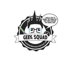 Badge #001 - Geek Squad