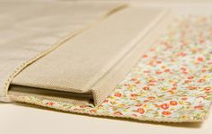 Book with cloth case/sack