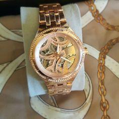 Jennifer Lopez Rose Gold Watch Jennifer Lopez Rose Gold Watch, worn once. Beautiful. Jennifer Lopez Accessories Watches