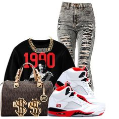 Untitled #166, created by obeymy-swagg on Polyvore