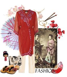 """""""Global Fashion"""" by constance1964 on Polyvore"""