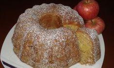 Skořicovo jablíčková bábovka | NejRecept.cz Sweet Recipes, Cake Recipes, Cherry Brownies, Toffee Bars, Sweet Cooking, Bunt Cakes, Czech Recipes, Good Food, Yummy Food