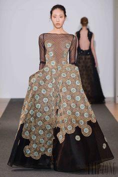 Dany Atrache Spring-summer 2016 - Couture - http://www.flip-zone.com/Dany-Atrache-6005