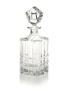 Because the question is, who doesn't want / need a crystal decanter in their lives?