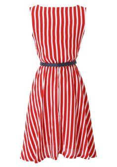 Y830_red_stripe_dress_back_yumi.jpg (1190×1700)