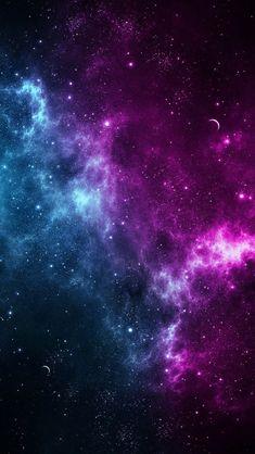 Iphone Nebula Stars Wallpaper - Best Wallpaper HD