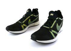 4b97e3f0602 Nike men s Duel Racer casual shoes sneakers kicks Black Sequoia 918228 012   120  Nike