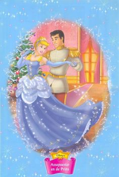 Cinderella and Prince Charming - disney-couples Photo