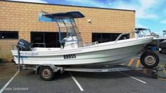 gumtree Used Boat For Sale, Boats For Sale, Utility Boat, Used Boats, Center Console, Power Boats, Perth, House, Haus